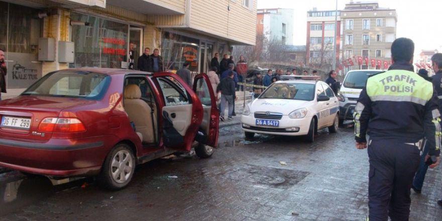 Kars'ta Av Tüfeğiyle Eşini Öldürdü, Eşinin Babasını Yaraladı