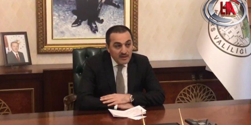 Kars'ın Yeni Valisi Türker Öksüz Göreve Başladı!