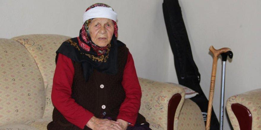 85 Yaşındaki Tükezban Ninenin Sağlık Çilesi