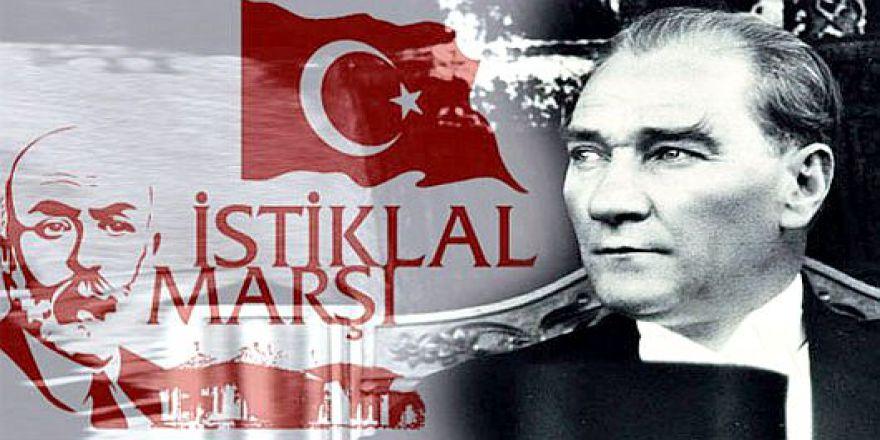 Kafkas Üniversitesinden İstiklal Marşı Klibi